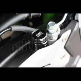 Bocal de frein arrière fixation ronde GSG MOTO Z650 2017-2018, Ninja 650 2017-2018