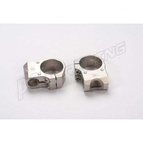 Bracelets de guidon racing 5° position standard LSL diamètre 39 mm
