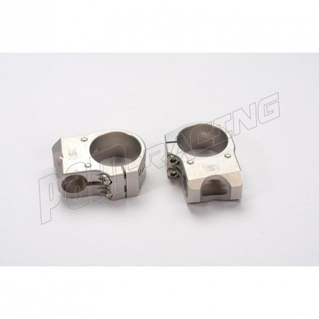 Bracelets de guidon racing 5° position standard LSL diamètre 48 mm