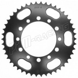 Couronne acier racing 520 GSXR 600/750/1000 / R1 / R6 / FZ1 / FZ6 / MT-09 / XJR 1300 SRT Sprockets
