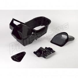 Kit Boite à air fibre de verre noire RS 125 A-KIT, RSW 125 2004-