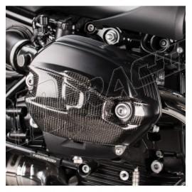 Protection de couvre culasse LIGHTECH carbone BMW Nine-T Scrambler 2016-2019