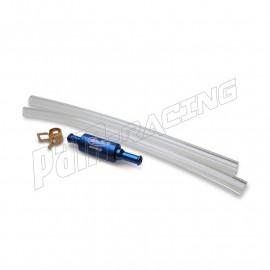 Clapet anti-retour en aluminium pour fluide et purge de frein MOTION PRO