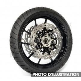 Disque de frein avant flottant Flame 320 mm ep 5.0 mm G650X Moto 2006-2007 Moto-Master