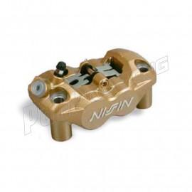 Etrier de frein 4 pistons radial avant NISSIN or