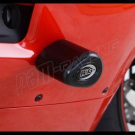 Kit Tampons de Protection AERO racing R&G Racing Panigale V4 2018-2019