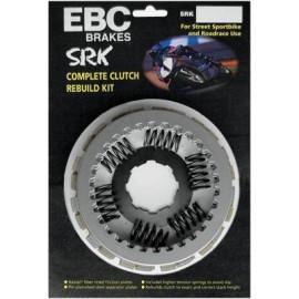 Kit embrayage complet EBC série SRK GSXR750 1996-1999 ,GSF1200 Bandit 1996-2006
