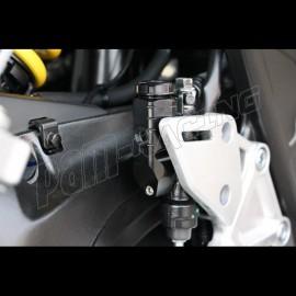 Bocal de frein arrière aluminium GSG MOTO CB650R, CBR650R 2019