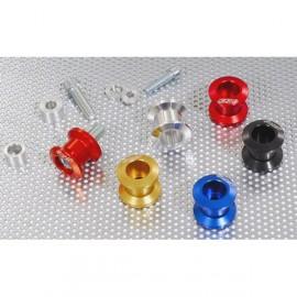 Diabolos support béquille 10 mm GSG MOTO ZX-12R 2000-2001 aluminium
