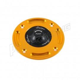 Bouchon de réservoir à ouverture et fermeture rapide LIGHTECH TRIUMPH, RS660, TUONO 660