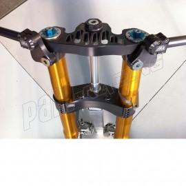 Bracelets et demi-guidons relevés 50 mm ajustables 0-7.5° diam 50 mm IMA Special Parts