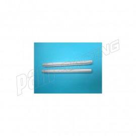 Paire de tubes de guidon 233 mm ou 248 mm IMA Special Parts