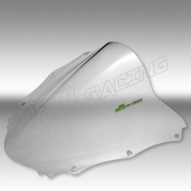 Bulle racing double courbure CBR1000 RR 2004-2007 Incolore