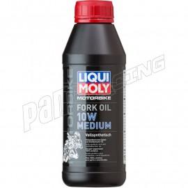 Huile de fourche 10W Medium 100% Synthèse LIQUI MOLY 1L
