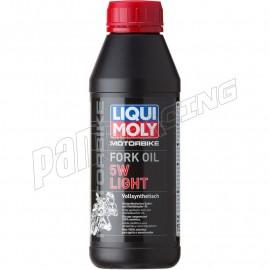Huile de fourche 5W Light 100% Synthèse LIQUI MOLY 1L