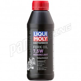 Huile de fourche 7.5W Medium/Light 100% Synthèse LIQUI MOLY 1L