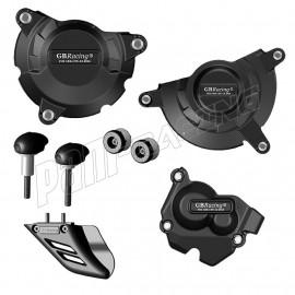 Kit de 6 protections GB Racing ZX10R 2011-2020