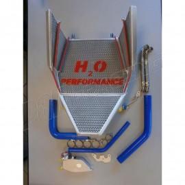 Radiateur d'eau et d'huile grande capacité série EVO MV Agusta F3 2011-2020 H2O Performance