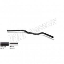 Guidon LSL Speed Bar chrome ou noir diamètre 22.2 mm
