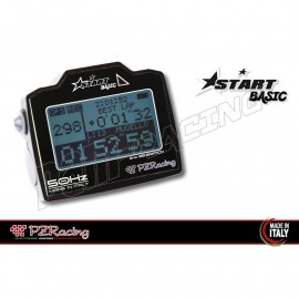 Chronomètre GPS 12V 50Hz ST300 Tactile Start Basic ou Start Next PZ RACING