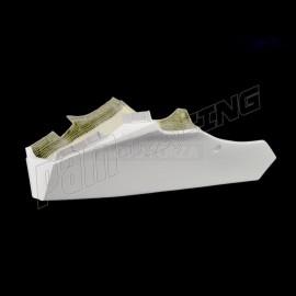 Sabot version 2 fibre de verre GSXR1000 2017-2019 L7-L9 pour silencieux ARROW, M4, YOSHIMURA,...