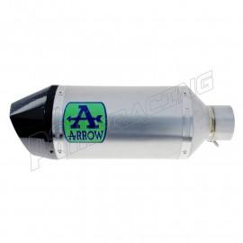 Silencieux pour ligne et demi-ligne Ø60 mm, long 220 mm ARROW