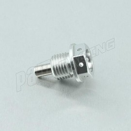 Bouchon de vidange M14x(1.5)x12 mm PRO-BOLT aimanté aluminium
