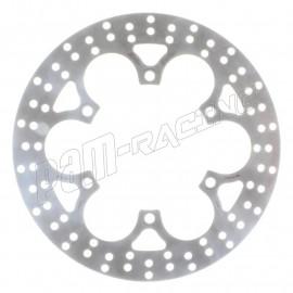 Disque de frein avant fixe Halo 318 mm ep 5.0 mm V-Twin 250 Magna, NT650, VF750, VT1100, ST1100 P.E. Moto-Master