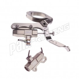Kit freinage complet au pouce et au pied fixation pour fourche 50 mm IMA Special Parts
