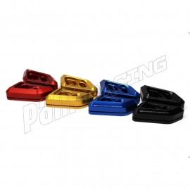 Protections de cadres Visual aluminium Valter Moto