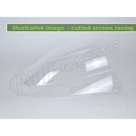 Bulle racing claire prédécoupée ou prête à monter MOTO 2 SUTER MMX 2010
