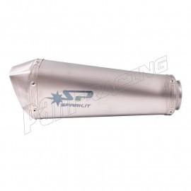 Silencieux KONIX titane Ø60 mm SPARK