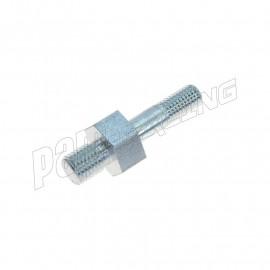 Vis entretoise de maintient sélecteur de vitesse M8 épaisseur 9 à 63 mm