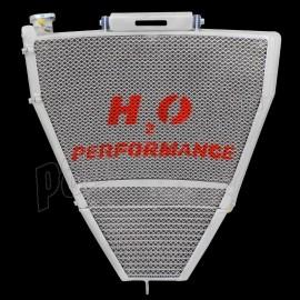 Radiateur d'eau et d'huile grande capacité Aprilia RSV4 2009-2020 H2O Performance