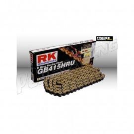 Chaine RK GB415HRU dorée