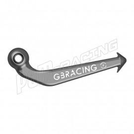 Remplacement partie moulée Protection de levier de frein GB RACING