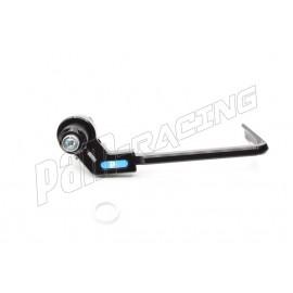Protection de levier de frein racing Type 2 PP Tuning noire