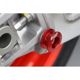 Diabolos support béquille 6 mm GSG MOTO TUONO V4 1100/Factory, MT-09 2021 aluminium