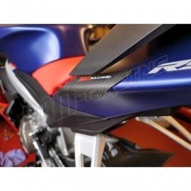 Sliders de Coque Arrière Carbone 2 PCS R&G Racing RS660, TUONO 660 2020-2021