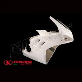 Carénage avant racing fibre de verre CRUCIATA Panigale V4R 2019-2021, Panigale V4S 2020-2021