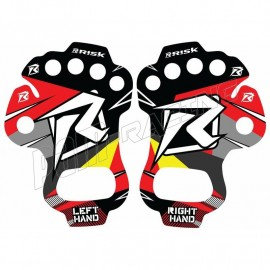 Sous-gants anti-ampoules RISK Racing taille L ou XL