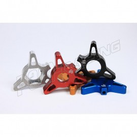 Ajusteur de précharge de fourche PP Tuning ZX6R, ZX6R636, F4, GSXR600, GSXR750