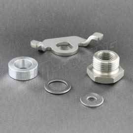 Suppression moteur valve à l'échappement et réducteur sonde lambda Yoshimura GSXR600 GSXR750 2011-2016 GSXR1000 2009-2021