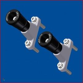Kit Protections de cadre supérieur GB Racing 990, 990R Superduke 05-12