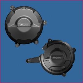Kit de 2 Protections de carter GB Racing 1199 2012-2014, 1299
