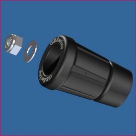 Remplacement Tampon pour protection de cadre inférieur GB Racing Super Moto 950 05-06, 950R 07-08