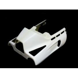 Coque arrière pour selle origine partie arrière fibre de verre RG 500 Gamma 85-87