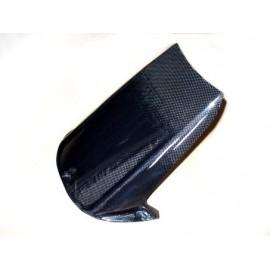 Garde-boue arrière carbone, C/K ou titane argent R1 02-03