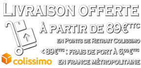 frais de port offerts
